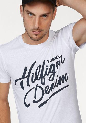 Футболка »THDM BASIC CN футболка...