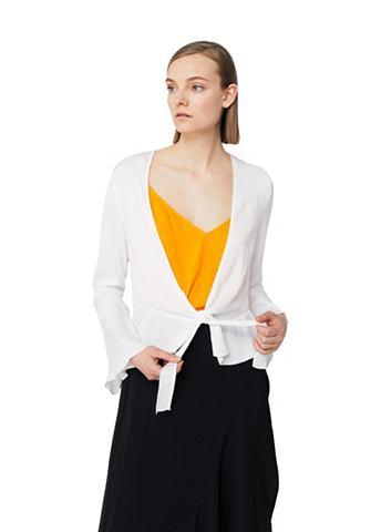 Fließende куртка с c воланами