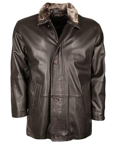 Куртка кожаная Herren IK62
