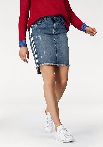 Pepe джинсы юбка джинсовая »RACE...