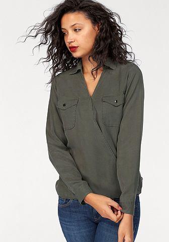 Блузка с запахом »CARISMA«...