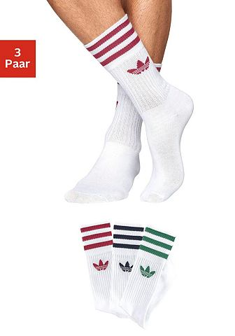 Носки спортивные унисекс (3 пар)