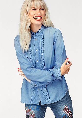 Pepe джинсы джинсовая блузка »FR...