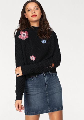 Hilfiger джинсы пуловер трикотажный