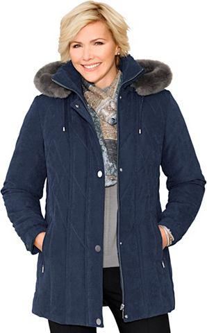 Куртка в aufwändig стеганый имита...