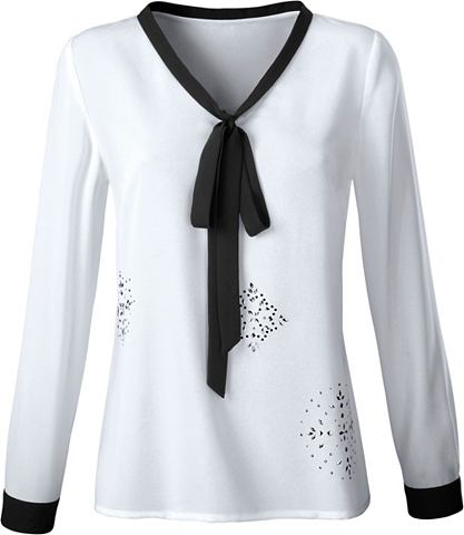 CLASSIC INSPIRATIONEN Блуза с украшением