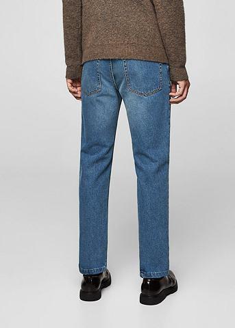 Straight форма джинсы Bob