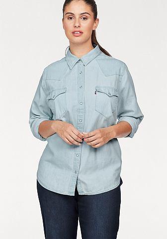 ® джинсовая блузка »Knö...