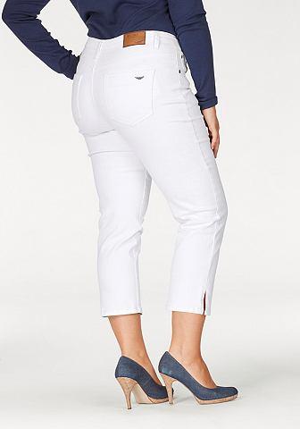 ARIZONA 7/8 джинсы »seitliche разрез на ...
