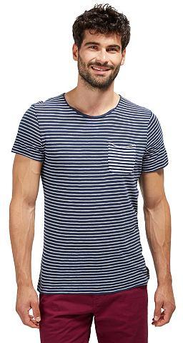Футболка »gestreiftes T-Shirt&la...