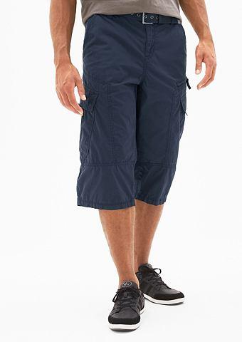 File Loose: шорты с ремень