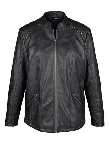 Куртка из искусственной кожи в Biker-L...