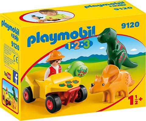 ® Dinoforscher с Quad (9120) &raqu...