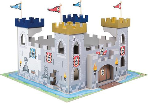 Рыцарский замок с Spielunterlage &raqu...