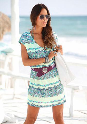 Пляжный платье пляжное