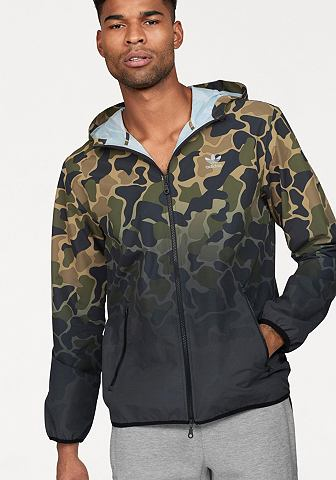Куртка ветровка »CAMO WB«