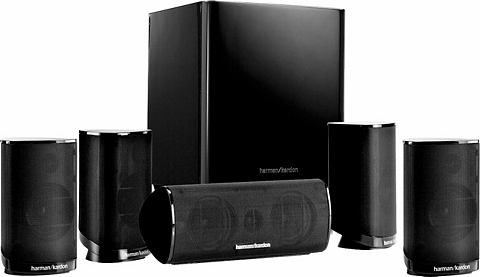 HARMAN/KARDON »HD COM 1619S« 5.1 Heimkin...
