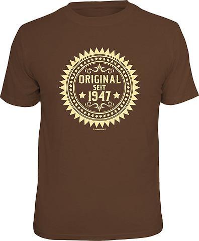 Футболка »Original seit 1947&laq...