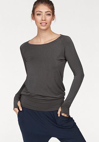Yoga & Relax футболка с Daumenloch...