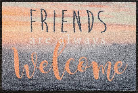Коврик для двери »Welcome Friend...