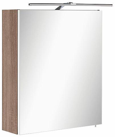 Шкаф с зеркалом »Doha« с L...
