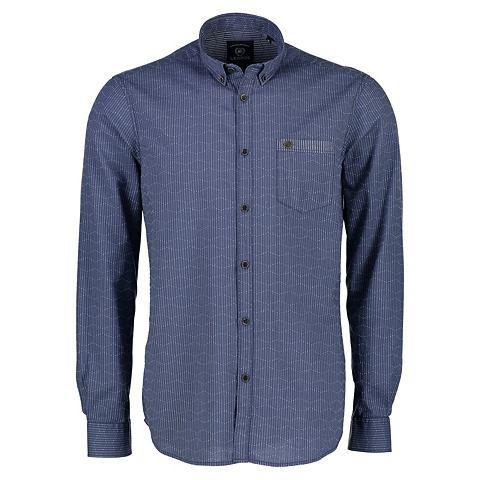 Рубашка в wertiger Strukturqualit&auml...