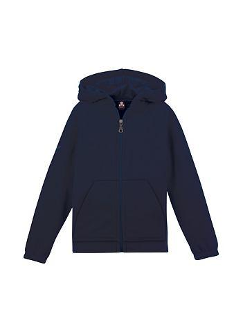 Куртка-флиссе куртка, кофта с капюшоно...