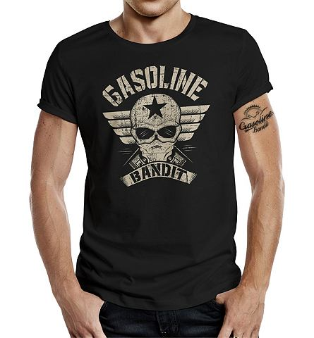 ® футболка »Bandit Wing&laqu...