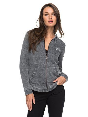 Пуловер с капюшоном с замок »Wip...