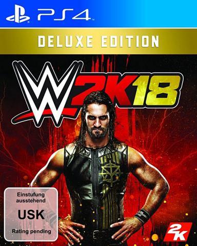 Playstation 4 - Spiel »WWE 18 De...