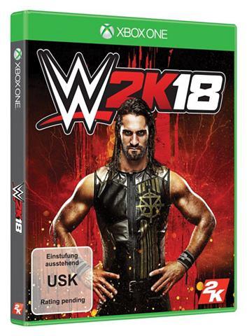 XBOX One - Spiel »WWE 18«
