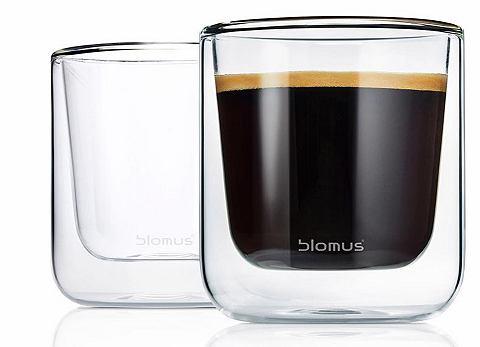 BLOMUS Стакан для кофе doppelwandig 2шт. комп...