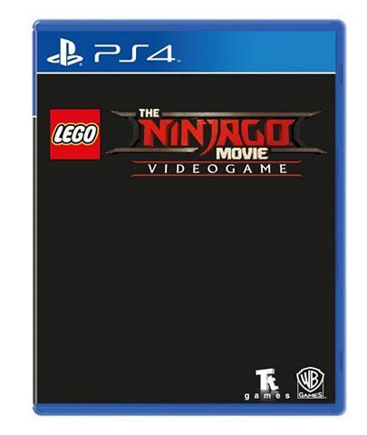Playstation 4 - Spiel »The LEGO ...
