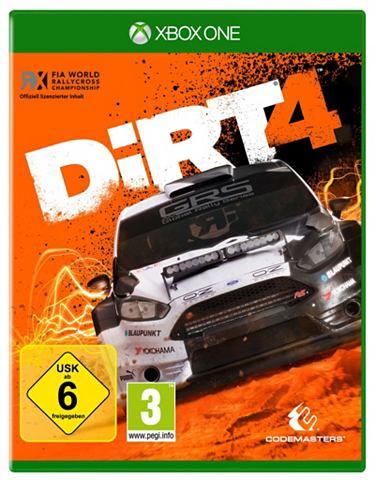 XBOX One - Spiel »Di RT 4«...