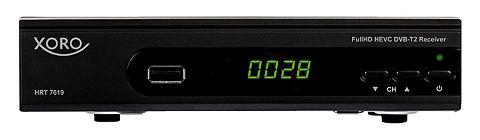 DVB-T2-Receiver »HRT 7619«...