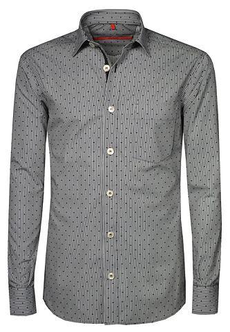 ICON рубашка полосатая с Twist