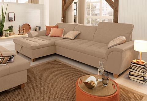 Угловой диван «Lyla» с под...