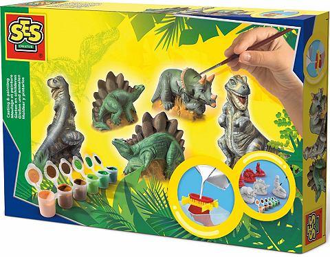 Набор фигурок Dinos »Gipsfiguren...
