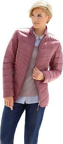 Куртка в модный Steppmuster