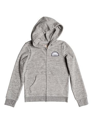 Пуловер с капюшоном с замок »Col...