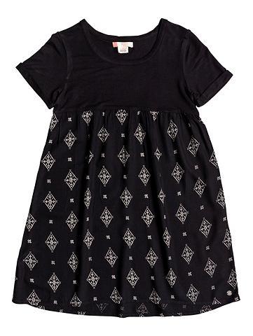 Платье с короткими рукавами »Bra...