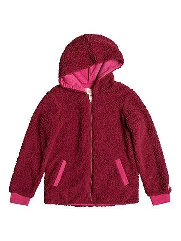 Пуловер с капюшоном с замок »Sha...