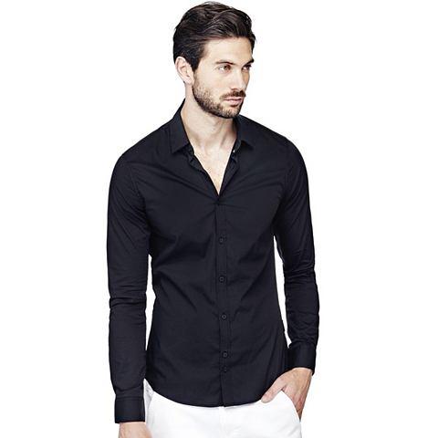Классический рубашка из BAUMWOLLMIX