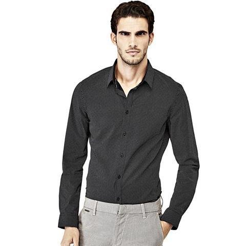 Рубашка ALLOVER-MIKROMUSTER