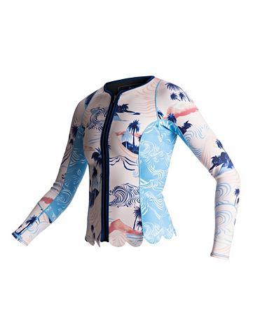 Неопреновый блузон длинными рукавами &...