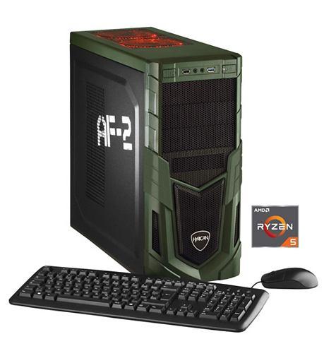Gaming PC AMD Ryzen? 5 1500X 8GB 120GB...