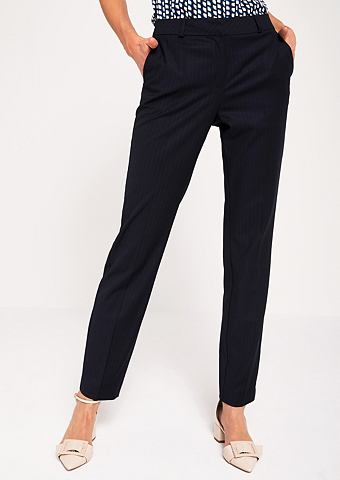 Элегантный брюки с Nadelstreifenmuster...