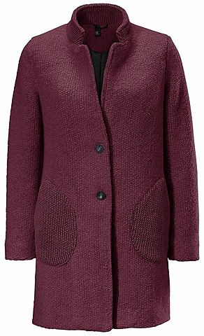 heine CASUAL Пальто короткое с Strickmix