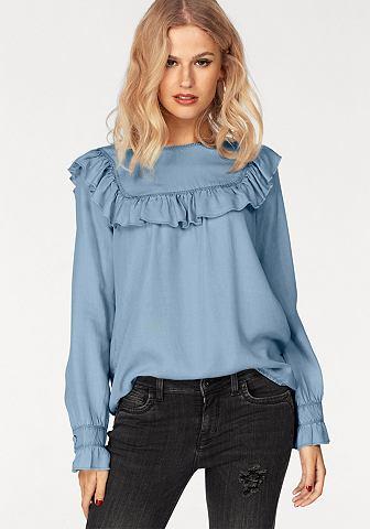Джинсовая блузка »MIKKA«
