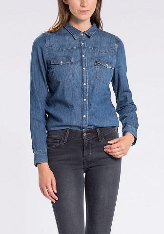 ® джинсовая блузка »Modern W...